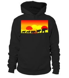 """# Africa Big Five Animals T-Shirt 