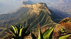 Sierra gorda Queretaro, México