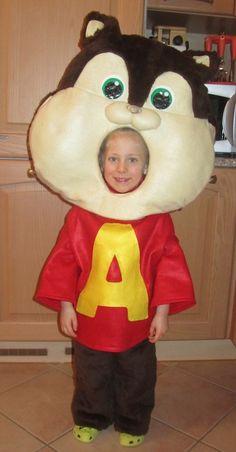 Costume Alvin  Autrice: Erika