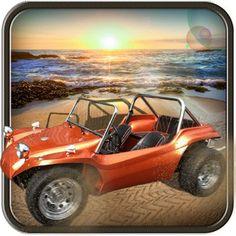 #NEW #iOS #APP Beach Buggy Stunt Rally: Fury Car Racing 3D Game - Rafique Ahmed