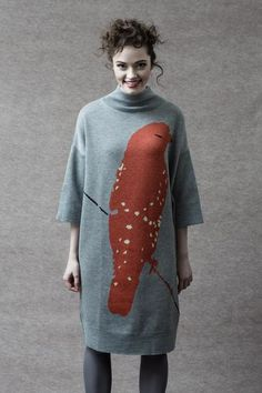 Family Traditions, High Neck Dress, Birds, Store, Dresses, Fashion, Turtleneck Dress, Gowns, Moda