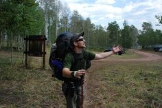 Backpacking is Awesome! Enough said : )