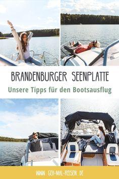 Wie wäre es mit einem Bootstrip? Auf der Seenplatte in Brandenburg ist genau das möglich – auch ohne Bootsführerschein. Wir verraten dir alles, was du zu deinem Ausflug wissen musst. Inklusive unserer Empfehlung für einen Verleih. Deutschland Urlaub   Ausflugsziele   Schöne Orte #gehmalreisen