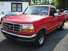 Cheap Ford F-150 XLT '96 For Sale in South Carolina — $1490