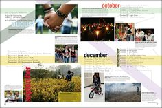 Shawnee Mission Northwest High School yearbook pages 18-19
