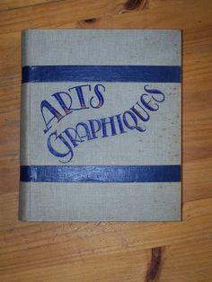 Reliure Arts & Métiers Graphiques collection 1931 (5 numéros)