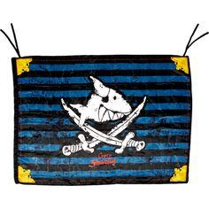 Piratenflagge für kleine Piraten