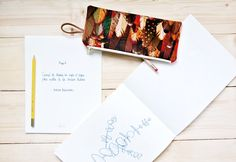 Coloring Book / Pencil case sauvage 16  - Maison Baluchon -