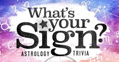 What's Your Sign? Contest runs from Jan 25 - Feb 15, 2018. The winner wins 125 points. Participants earn 20 points.
