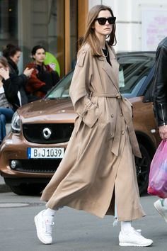 Berlin street style by Matti Hillig via WWD