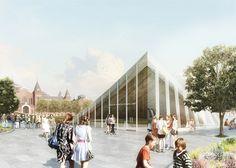 BIG presents $2 billion plans for Smithsonian campus overhaul.