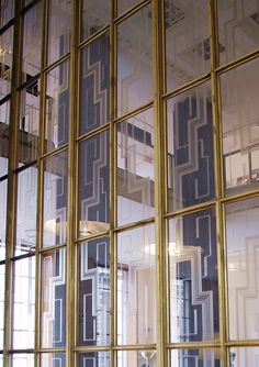 Art Deco etched glass by sweetington, via Flickr