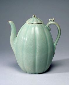 Unknown, pottery, possibly, Korea, North Cholla province, Puan-gun, Yuch'on-ri kilns, possibly. 12th century, Koryo Dynasty