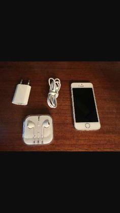 Iphone 5s de 16gb plata