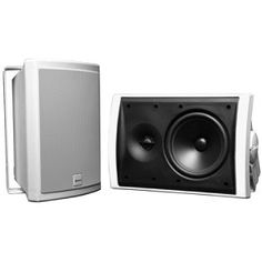 Boston Acoustics Voyager VOYA6W 6.5-Inch 2-Way Outdoor Speakers (White) (Discontinued by Manufacturer)