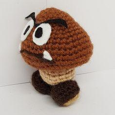 Baby Patterns, Crochet Patterns, Amigurumi Patterns, Crochet Ideas, Double Crochet, Single Crochet, Crochet Super Mario, Crochet Animals, Crochet Hats