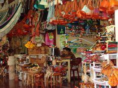 the market in Masaya, Nicaragua