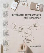 The book is big and heavy, but the best part is how Bill Verplank explains What is Interaction Design. Another good thing I kept from this book is the Charles Eames explanation about what is design.