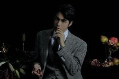Jin - Map of the Soul: 7 concept photo - Vlive Bts, Jungkook And Jin, Bts Bangtan Boy, Jimin, Foto Jungkook, Foto Bts, Bts Boys, Kim Seokjin Age, Bts 2013