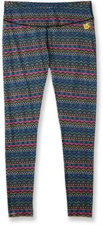 Hello cute pattern! Keep warm in the evening and morning with long underwear.