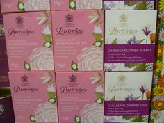 A wonderful selection of teas from Partridges! This lovely store can be found in the Duke of York Square, Sloane Square. These teas would make such lovely gifts #london #shopping #luxury #teas #visitlondon #seelondon