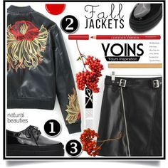 Yoins XIV/7 by ewa-naukowicz-wojcik on Polyvore featuring moda, Bourjois, Yves…