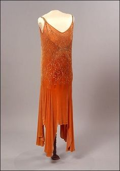 Gown worn by Mabel Claire Martineau in 1927 to her husband's inauguration ball when he became Governor of Arkansas. Original Source: Old State House Museum, Little Rock, AR  (First Ladies Gown Collection) www.oldstatehouse...