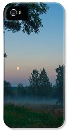 """Sale: """"Peaceful Misty Night"""" #iPhone and #Galaxy #Cases .All iPhone / Galaxy cases ship out from the production facility within 1 - 2 business days of your order date, and each case comes with a 30-day money-back guarantee."""