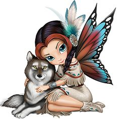 ~ FANTASY ART ~ Previous pinner writes:Jasmine Becket-Griffith Fairy Figurine With Real Feathers And Turquoise Accents by The Hamilton Collection Fantasy Kunst, Fantasy Art, Fairy Pictures, Fairy Figurines, Baby Fairy, Beautiful Fairies, Fairy Art, Big Eyes, Mythical Creatures