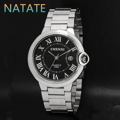 $15.82 (Buy here: https://alitems.com/g/1e8d114494ebda23ff8b16525dc3e8/?i=5&ulp=https%3A%2F%2Fwww.aliexpress.com%2Fitem%2FNATATE-CHENXI-Luxury-Brand-Business-Watches-Men-Watch-Slim-Quartz-Stainless-steel-The-calendar-Watch-2%2F32572076570.html ) NATATE CHENXI Luxury Brand Business Watches Men Watch Slim Quartz Stainless steel The calendar Watch 2 Colors 1240 for just $15.82