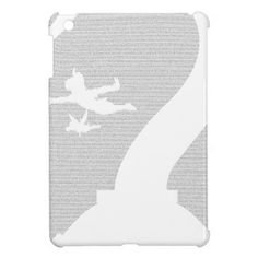 Peter Pan Book Poster iPad Mini Case from Zazzle.