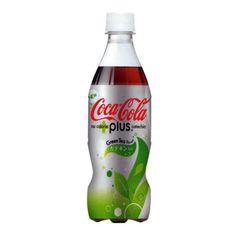 コカ・コーラ プラス <カテキン> - 食@新製品 - 『新製品』から食の今と明日を見る!