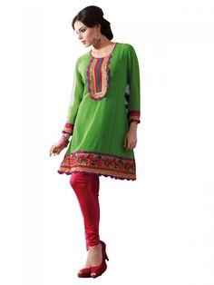 Latest Stylish Indian #Ethnic #Tunics