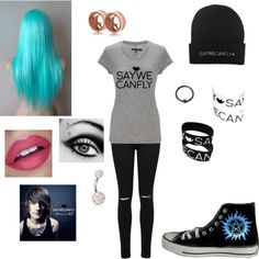 SayWeCanFly - Polyvore