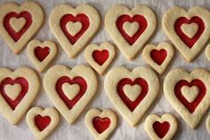 stained glass cookies recipe   This recipe can also be used to make cookie pops! Just place a paper ...