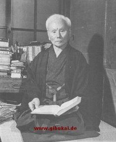 Übersetzungsprobleme in Funakoshis Biografie.