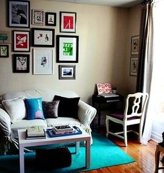 Living Room Ideas for Small Space