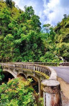 The Road to Hana, Maui, Hawaii.  #HawaiiIsland #maui #Hawaii