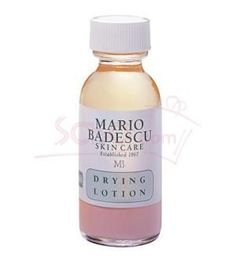 Mario Badescu Drying Lotion: rated 3.4 out of 5 by MakeupAlley.com members. Read 503 member reviews. View Product Ingredients.