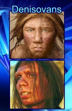 Extinct Human Ancestors Survive in our Genes
