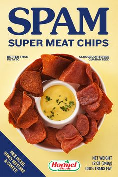 Spam Chips Recipe | The Secret Product Spam has been Keeping from You