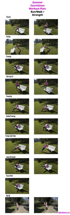 Summer Countdown Workout Plan: Run/Walk + Strength ~ Brittany Bendall Fitness Summer Workout Plan, Countdown Workout, Printable Workouts, Fitness Design, Brittany, Strength, How To Plan, Bretagne, Electric Power