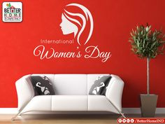 Happy Women's Day  From Better Home   #HappyWomensday #OfficeFurniture   #GardenFurniture   #LivingRoomFurniture   #SankhedaFurniture   W:http://betterhomeindia.com/ M:+91 9824065564