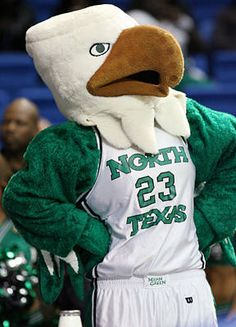 """Mean Green"" - North Texas University"
