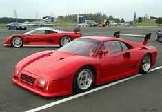 """Los Ferrari """"fuoriserie"""" in Marcas Italianas"""