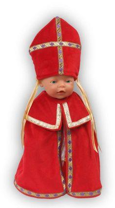 Sinterklaas in Baby Born land Land