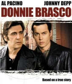 If you never saw this, then it really is a shame, Al Pacino and  Johnny Depp=  great screen chemistry.