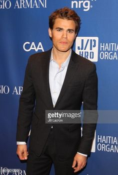 Paul Wesley attends the Sean Penn 3rd Annual Help Haiti Home Gala Benefiting J/P HRO Presented By Giorgio Armani at Montage Beverly Hills on January...