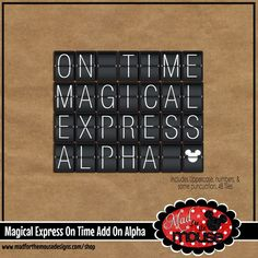 Mad for the Mouse: Have you heard? Disney Magical Express, Mad, Scrapbooking, Scrapbooks, Memory Books, Scrapbook, Notebooks