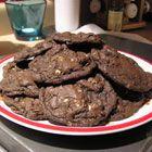 Freakishly good Double Chocolate Chip Cookies